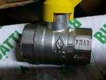 Упаковка газовых краников 24 шт., фото №6