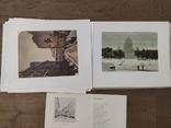 Альбом репродукций Ленинград в блокаде акварели архитектора Каменского В.А., фото №12