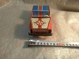 Машинка СССР джип, фото №4