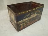 Kakao Lloyd Holenderski металева банка 1930-х років, фото №2