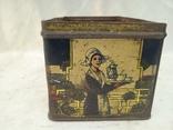 Kakao Lloyd Holenderski металева банка 1930-х років, фото №4