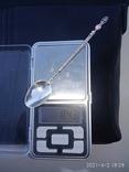 Серебряная ложка, фото №4