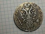Рубль 1733 Анна копия, фото №2