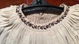 Старинная украинская вышиванка, 6 штук одним лотом, фото №2