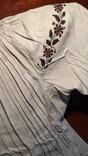 Старинная украинская вышиванка, 6 штук одним лотом, фото №3