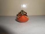 Туфля,пепельница обливная керамика, фото №7