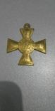 Крест Виртути Милитари 1831 года Virtuti militari 5 степень бронза копия, фото №2
