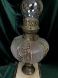 Старовинна сецесійна лампа, початок 20 ст, фото №3