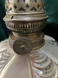 Старовинна сецесійна лампа, початок 20 ст, фото №5