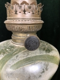 Старовинна лампа DITMAR,початок 20 ст, фото №4