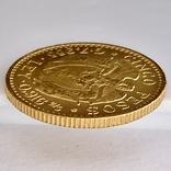 5 песо. 1929. Колумбия (золото 917, вес 7,97 г), фото №10