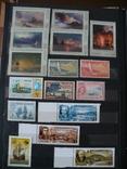Парусники на марках колоний и разнх стран MNH** в альбоме, фото №8