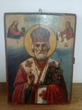 Икона Николай Чудотворец, фото №2