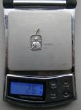 Кулон. Серебро 925 пр. Вес - 2,61 г., фото №2