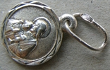Кулон. Серебро 925 пр. Вес - 0,89 г., фото №5