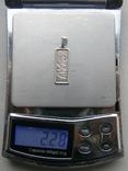 Кулон. Серебро 925 пр. Вес - 2,28 г., фото №2