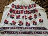 Сорочка вишита тамбуром №3, фото №2