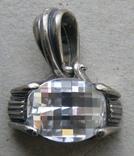 Кулон. Серебро 925 пр. Вес - 2,72 г., фото №3