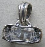 Кулон. Серебро 925 пр. Вес - 2,72 г., фото №4