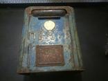 Почтовый ящик СССР с гербом, фото №7