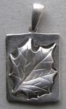 Кулон. Серебро 925 пр. Вес - 3,04 г., фото №3