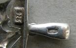 Кулон. Серебро 925 пр. Вес - 3,04 г., фото №5