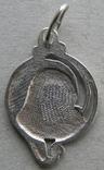 Кулон. Серебро 925 пр. Вес - 2,15 г., фото №4