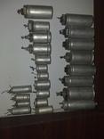 Кондесатори-бочонки, фото №2