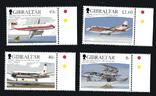 Гибралтар 2006 - Юбилей 75 лет авиапочты. Самолеты. транспорт . серия, фото №2