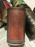 Кава ссср 1974-1985 . 6 банок, фото №10