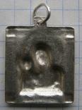 Кулон. Серебро. Вес - 4,08 г., фото №4