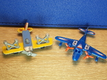 Киндер сюрприз самолеты 009, фото №2
