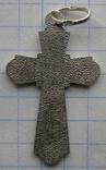 Крестик. Серебро 925 пр. Вес - 2,83 г., фото №4