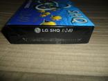 Видеокассета новая LG SHD E-240, фото №6