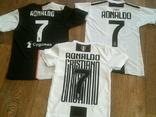 Ювентус Криштиану Роналду 7 - комплект футбольный детский, фото №9