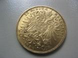 20 корон 1896 рік Австро Угорщина, фото №5