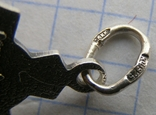 Крестик. Серебро 925 пр. Вес - 2,36 г., фото №5