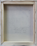 Картина, Осінні контрасти, 25х30 см. Живопис на полотні, фото №5