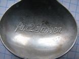 Мерная ложка. чайная. алюминий.Германия, фото №4