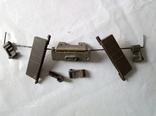 Вега 206 разборка, комплект амортизации открывания крышки ЭПУ!, фото №4