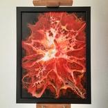 Картина/ живопис/ абстракція Fluid Art #6 acrylic, фото №2