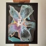 Картина/ живопис/ абстракція Fluid Art #8 acrylic, фото №2