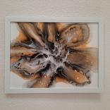 Картина/ живопис/ абстракція Fluid Art #9 acrylic, фото №5