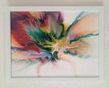 Картина/ живопис/ абстракція Fluid Art #10 acrylic, фото №7