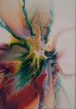 Картина/ живопис/ абстракція Fluid Art #10 acrylic, фото №9