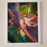 Картина/ живопис/ абстракція Fluid Art #11 acrylic, фото №11