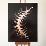 Картина/ живопис/ абстракція Fluid Art #18 acrylic, фото №4