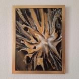 Картина/ живопис/ абстракція Fluid Art #19 acrylic, фото №11