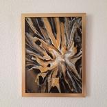 Картина/ живопис/ абстракція Fluid Art #19 acrylic, фото №12