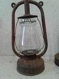 5 ламп керосиновых (разные), фото №9